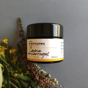 crema antiarrugas efecto flash